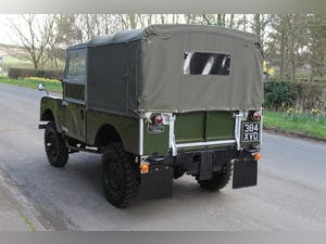 1954 Land Rover Series I - Beautifully Restored For Sale (picture 4 of 17)