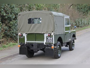 1954 Land Rover Series I - Beautifully Restored For Sale (picture 6 of 17)