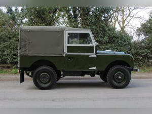 1954 Land Rover Series I - Beautifully Restored For Sale (picture 7 of 17)