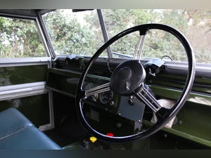 1954 Land Rover Series I - Beautifully Restored For Sale (picture 8 of 17)