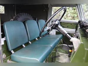 1954 Land Rover Series I - Beautifully Restored For Sale (picture 10 of 17)