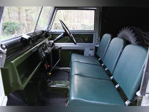 1954 Land Rover Series I - Beautifully Restored For Sale (picture 12 of 17)