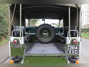 1954 Land Rover Series I - Beautifully Restored For Sale (picture 14 of 17)