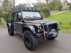 """2004 LAND ROVER DEFENDER 130 LHD """"SPECTRE"""" EDITION (LEFT HAN For Sale (picture 1 of 12)"""