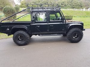 """2004 LAND ROVER DEFENDER 130 LHD """"SPECTRE"""" EDITION (LEFT HAN For Sale (picture 2 of 12)"""