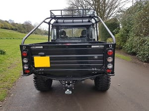 """2004 LAND ROVER DEFENDER 130 LHD """"SPECTRE"""" EDITION (LEFT HAN For Sale (picture 3 of 12)"""