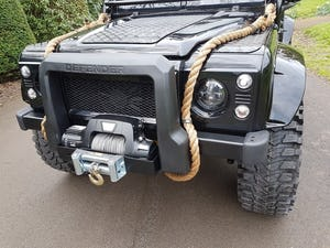"""2004 LAND ROVER DEFENDER 130 LHD """"SPECTRE"""" EDITION (LEFT HAN For Sale (picture 6 of 12)"""