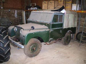 1948 LAND ROVER SERIES 1 ONE & 2 II ANY CONDITION! (picture 2 of 4)