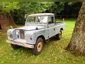 1948 LAND ROVER SERIES 1 ONE & 2 II ANY CONDITION! (picture 3 of 4)