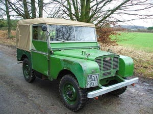 1948 LAND ROVER SERIES 1 ONE & 2 II ANY CONDITION! (picture 4 of 4)