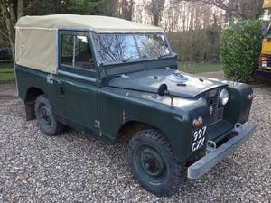 1960 Land Rover Series 2 wanted any condition (picture 1 of 1)