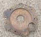Perkins 4203 to Land Rover gearbox adaptor plate