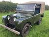 Picture of 1953 Land Rover Series 1,80 SOLD