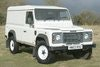 Picture of 2003 Land Rover Defender 110 TD5 Hard Top SOLD