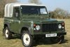 Picture of 1989 Land Rover Defender 90 2.5 Turbo Diesel Pick Up SOLD