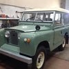 Picture of 1959 Land Rover Series 2, Mot & Tax exempt, Full restoration SOLD