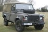 Picture of 1986 Land Rover Defender 110 2.5D Ex MOD Soft Top SOLD
