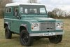 Picture of 1986 Land Rover Defender 90 2.5D Hard Top SOLD