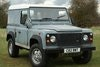 Picture of 1986 Land Rover Defender 90 200 TDI Hard Top SOLD