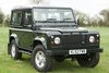 Picture of 2003 Land Rover Defender 90 TD5 County Station Wagon SOLD