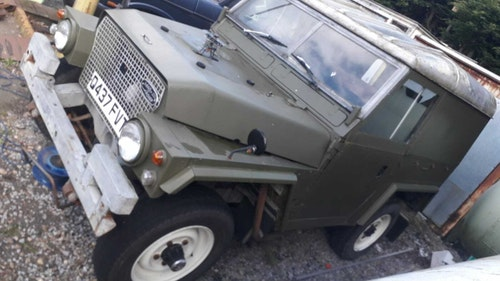 Picture of 1985 Landrover light weight 4x4 utility 88 For Sale