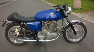 Picture of 1971 Laverda 750 SF drumbrake type SOLD