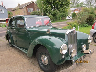 Picture of 1951 Lea Francis Rare car with MOT For Sale