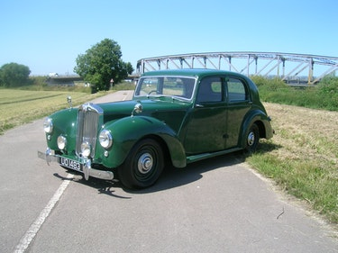 Picture of 1951 Lea Francis 14 Historic Vehicle For Sale