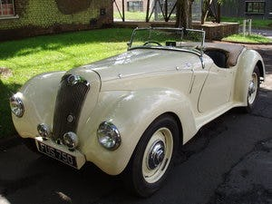 1948 Lea Francis 14 hp 2-seater open sports For Sale (picture 1 of 6)