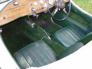 1948 Lea Francis 14 hp 2-seater open sports For Sale (picture 3 of 6)