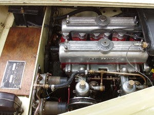 1948 Lea Francis 14 hp 2-seater open sports For Sale (picture 4 of 6)