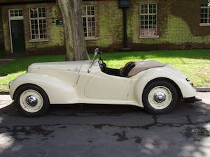 1948 Lea Francis 14 hp 2-seater open sports For Sale (picture 6 of 6)