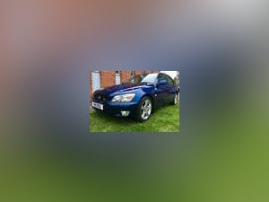 2001 Lexus iS 200 SE RS edition 6 cylinder 6speed FSH Excellent For Sale (picture 1 of 6)