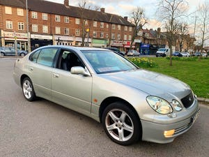 2001 Lexus gs300 automatic saloon For Sale (picture 1 of 12)