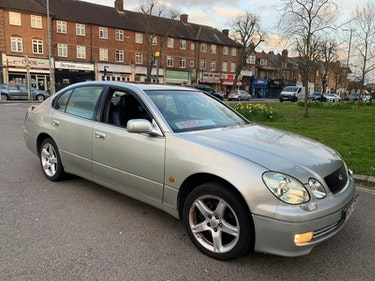 Picture of 2001 Lexus gs300 automatic saloon For Sale