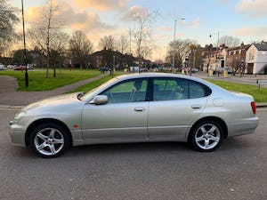 2001 Lexus gs300 automatic saloon For Sale (picture 3 of 12)
