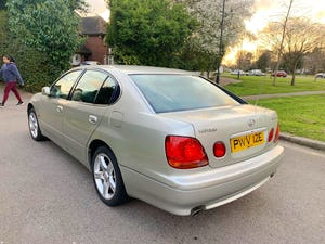 2001 Lexus gs300 automatic saloon For Sale (picture 4 of 12)