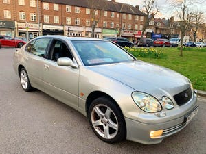 2001 Lexus gs300 automatic saloon For Sale (picture 6 of 12)