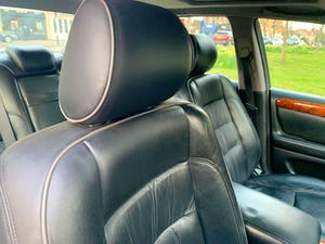 2001 Lexus gs300 automatic saloon For Sale (picture 7 of 12)