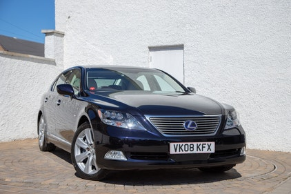 Picture of 2008 Lexus LS600h, Rear Relaxation Pack, Low Mileage For Sale
