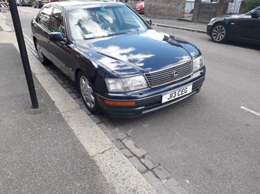Picture of 1997 Lexus Ls400 v8  For Sale