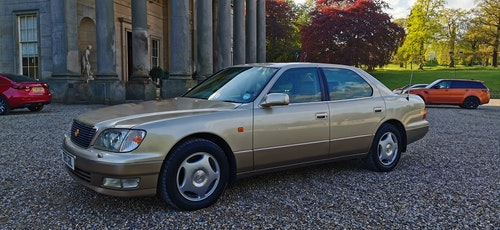 Picture of 1999 Lexus LS LS400 1 Former Owner 90,000 Miles Facelift For Sale