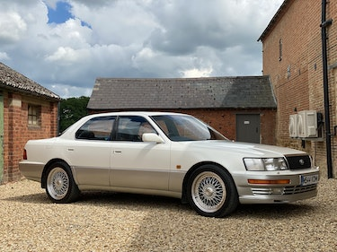 Picture of 1994 Lexus LS400 Auto. Only 76,000 Miles from New. For Sale