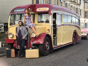1950 Leyland Harrington PS2 Luxury Coach For Sale (picture 1 of 8)