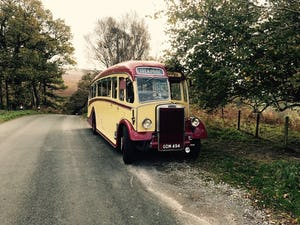 1950 Leyland Harrington PS2 Luxury Coach For Sale (picture 3 of 8)