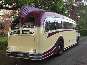 1950 Leyland Harrington PS2 Luxury Coach For Sale (picture 4 of 8)