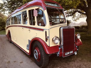 1950 Leyland Harrington PS2 Luxury Coach For Sale (picture 5 of 8)