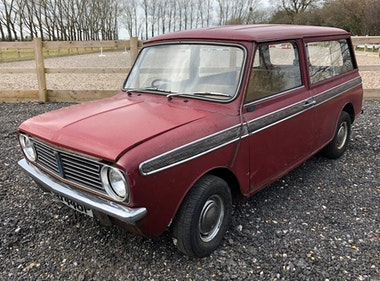 Picture of 1976 Leyland Mini Clubman Estate For Sale