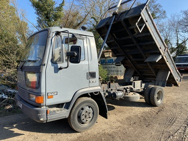 Picture of 1990 Leyland road runner 813 tipper For Sale