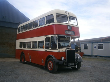 Picture of 1965 LEYLAND  PD2 D,DECKER ,  EX STOCKPORT CORPORATION For Sale